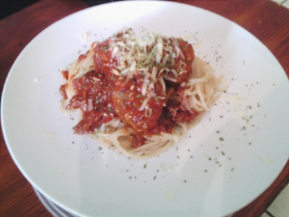 Month End Meatballs
