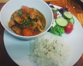 Chicken & Sweet Potato Curry
