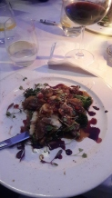 Duck Breast & Shiraz Sauce