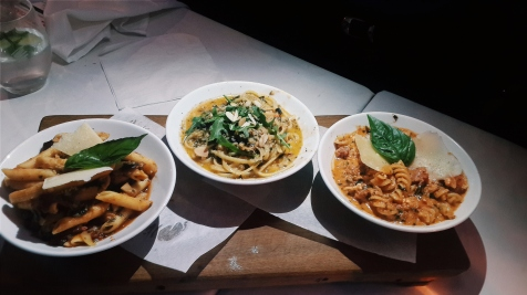 Signature Pasta Dishes